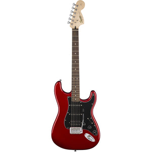 Squier Affinity Stratocaster HSS Pack - Candy Apple Red - Downtown Music Sydney