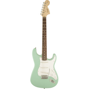 Squier Affinity Stratocaster - Surf Green - Downtown Music Sydney