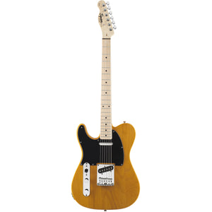 Squier Affinity Telecaster Left Handed - Butterscotch - Downtown Music Sydney