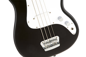Squier Bronco Short Scale Bass - Black - Downtown Music Sydney