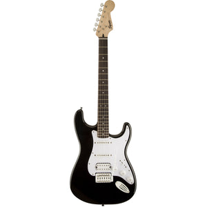 Squier Bullet Stratocaster HSS - Black - Downtown Music Sydney