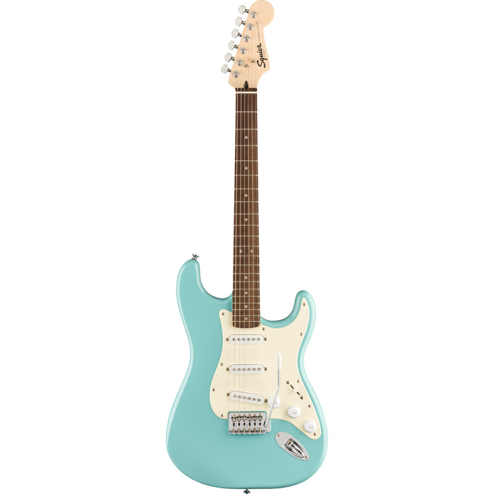 Squier Bullet Stratocaster Electric Guitar - Tropical Turquoise