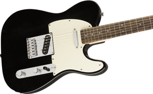 Squier Bullet Telecaster - Black - Downtown Music Sydney