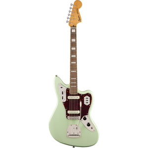 Squier Classic Vibe '70s Jaguar - Surf Green - Downtown Music Sydney