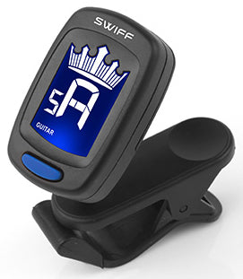 Swiff A9 Clip-On Chromatic Tuner