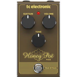 TC Electronic Honey Pot Fuzz Pedal