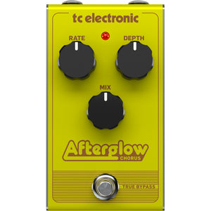 TC Electronic Afterglow Analog Chorus Pedal - Downtown Music Sydney