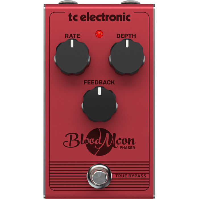 TC Electronic Blood Moon Analog Phaser Pedal