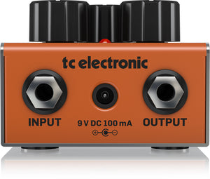 TC Electronic Choka Analog Tremolo Pedal - Downtown Music Sydney