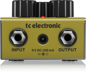 TC Electronic Cinders Overdrive Pedal - Downtown Music Sydney