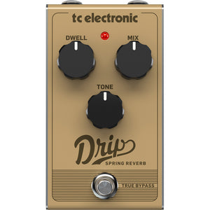TC Electronic Drip Spring Reverb Pedal - Downtown Music Sydney