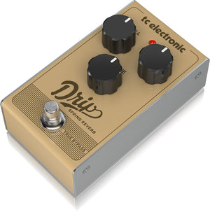 TC Electronic Drip Spring Reverb Pedal