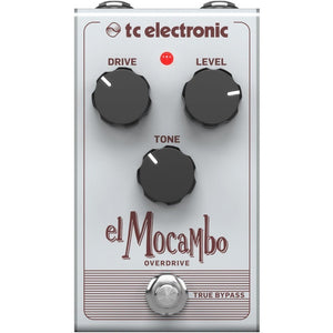 TC Electronic El Mocambo Overdrive Pedal - Downtown Music Sydney