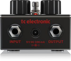 TC Electronic Eyemaster Metal Distortion Pedal - Downtown Music Sydney