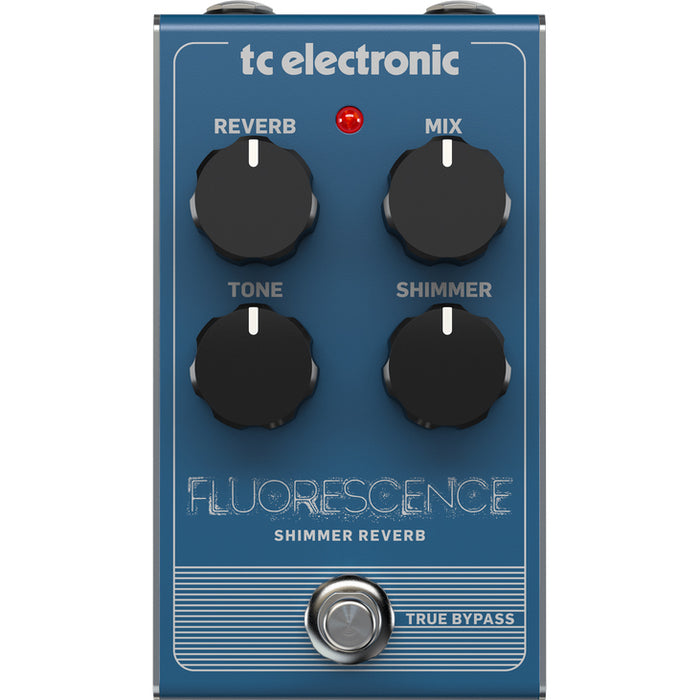 TC Electronic Fluorescence Shimmer Reverb Pedal