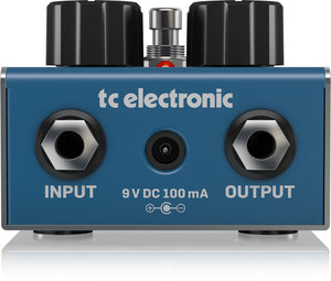 TC Electronic Fluorescence Shimmer Reverb Pedal - Downtown Music Sydney