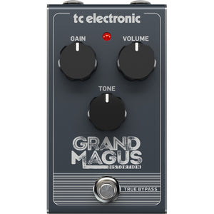 TC Electronic Grand Magus Distortion Pedal - Downtown Music Sydney