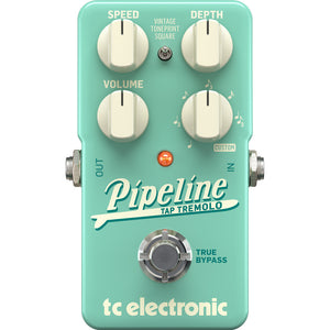 TC Electronic Pipeline Tremolo Pedal - Downtown Music Sydney