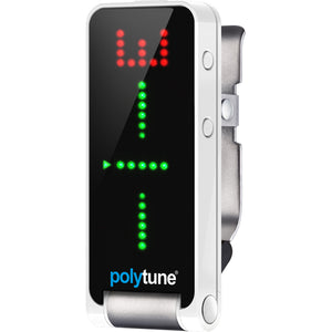 TC Electronic Polytune Clip Clip-On Chromatic Tuner - Downtown Music Sydney