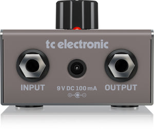 TC Electronic Rush Booster Pedal - Downtown Music Sydney