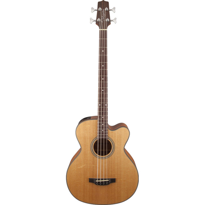 Takamine GB30CE-NAT Acoustic Electric Bass Guitar - Natural