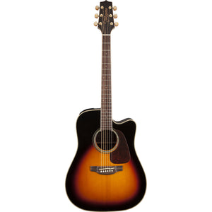 Takamine GD71CE-BSB Acoustic/Electric Guitar - Brown Sunburst
