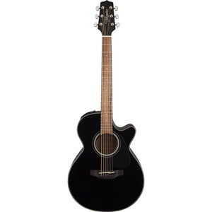 Takamine GF30CE-BLK Acoustic/Electric Guitar - Black