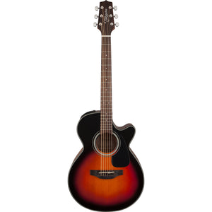 Takamine GF30CE-BSB Acoustic/Electric Guitar - Brown Sunburst