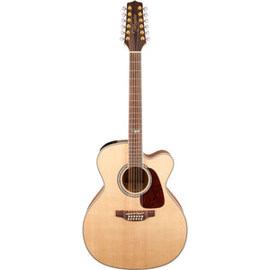 Takamine GJ72CE12NAT 12-String Acoustic/Electric Guitar