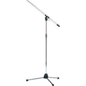 Tama MS205 Microphone Boom Stand - Chrome - Downtown Music Sydney