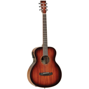 Tanglewood TWMINIKOA Winterleaf Mini Acoustic/Electric Guitar
