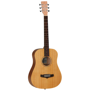 Tanglewood TWR2T Roadster II Traveller Acoustic Guitar with Gig Bag - Downtown Music Sydney