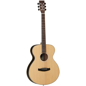 Tanglewood TDBTFEBLH Discovery Exotic Left Handed Acoustic Guitar - Downtown Music Sydney