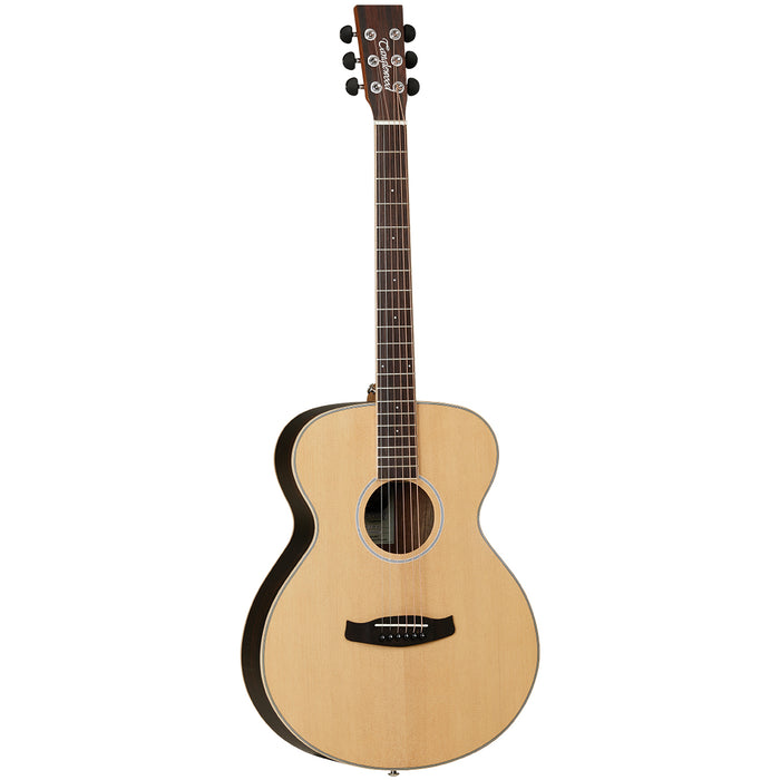 Tanglewood TDBTFEBLH Discovery Exotic Left Handed Acoustic Guitar