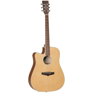 Tanglewood TW10LH Winterleaf Left Handed Acoustic/Electric Guitar - Downtown Music Sydney