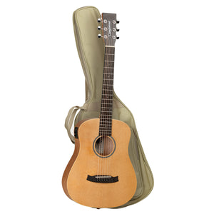 Tanglewood TW2TSE Winterleaf Traveller Acoustic/Electric Guitar with Gig Bag - Downtown Music Sydney