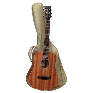 Tanglewood TW2T Winterleaf Traveller Acoustic Guitar with Gig Bag - Downtown Music Sydney