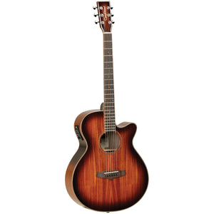 Tanglewood TW4KOA Acoustic/Electric Guitar - Downtown Music Sydney