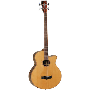 Tanglewood TWJAB Java Acoustic Electric Bass Guitar - Downtown Music Sydney