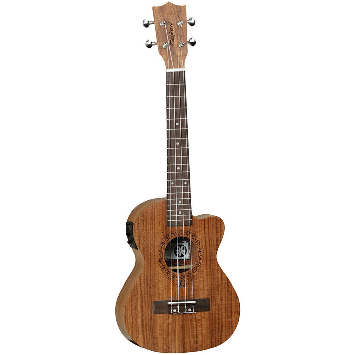 Tanglewood TWT17E Tiare Acoustic/Electric Tenor Ukulele with Bag