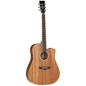 Tanglewood TWUDCE Union Series Acoustic/Electric Guitar - Downtown Music Sydney