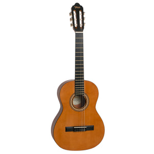 Valencia VC203L 3/4 Left Handed Classical Guitar - Antique Natural - Downtown Music Sydney