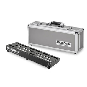 Warwick RockBoard Duo 2.1 Pedal Board with Flight Case - Downtown Music Sydney
