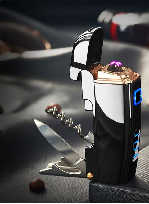 Black Ice Plasma Lighter