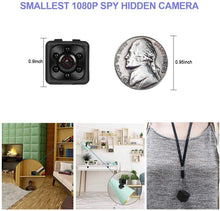 Load image into Gallery viewer, Mini Spy Camera