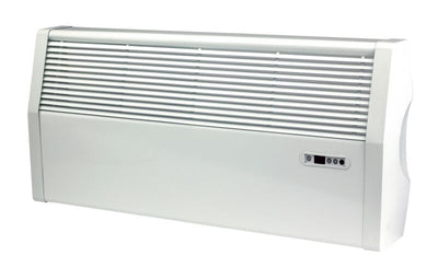 Outdoor Wood Boiler Myson Lo-Line Wall Mount RC 6-4 Fan Convector #6776