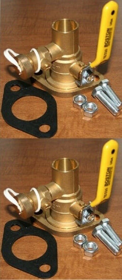 "Pump Isolation Flange Kit 1 1//4/"" Sweat /""Free Floating/"" Inc Nut /& Bolt 125-SWT"