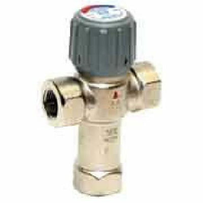 "Central Boiler Honeywell AM-1 Thermostatic Mixing Valves, 1/2"", 3/4"", 1"" FNPT"