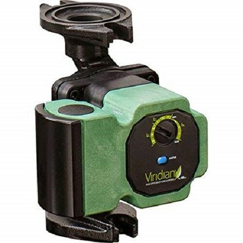 Taco VR1816 Viridian High Efficiency Circulator Pump Most Outdoor Wood Boilers