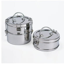 Load image into Gallery viewer, TOGO WARE | 2-Tier Stacked Tiffin